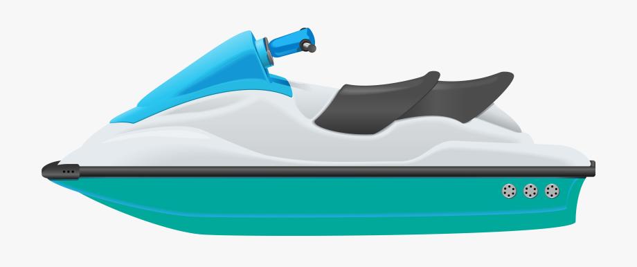 Jet Ski Png Clipart Image.