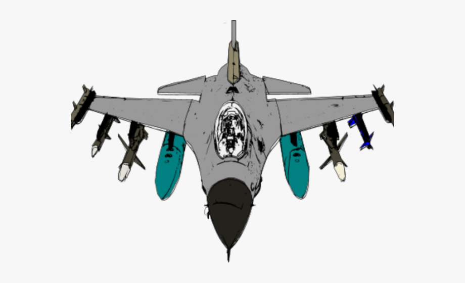 Jet Fighter Clipart Fighter Aircraft.