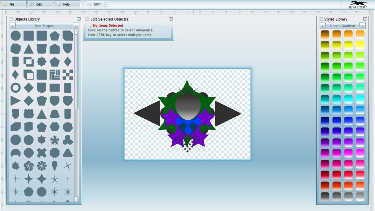 How to download and install Jeta logo designer.{ The best.
