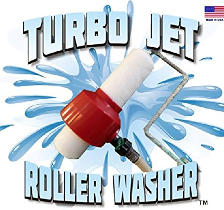 Paint Roller Washer / Cleaner By Turbo Jet Roller Washer: Amazon.