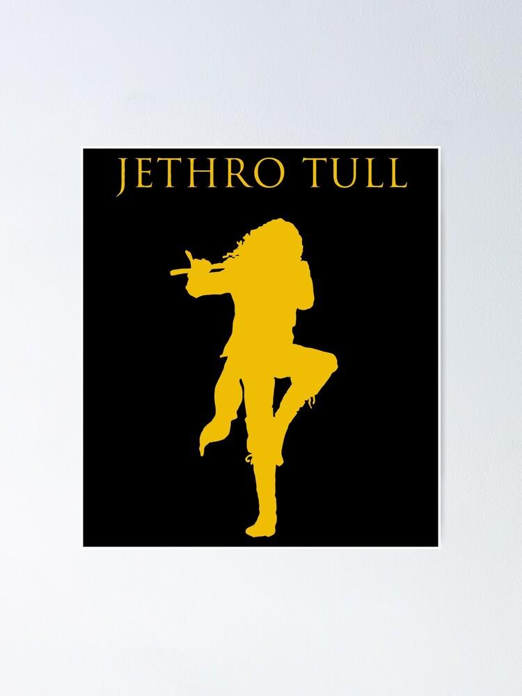 gold jethro logo tull tour 2019 2020 demiduit.