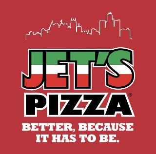 Jet\'s Pizza, 1298 Anna J Stepp Rd in Ypsilanti.