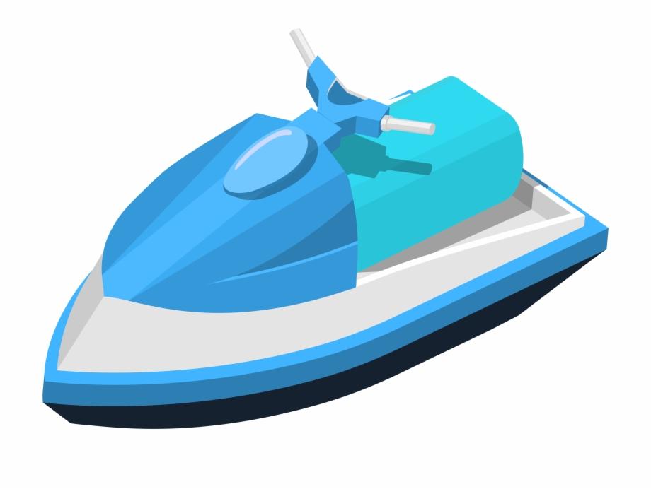 Jet Ski Clipart Png , Png Download.