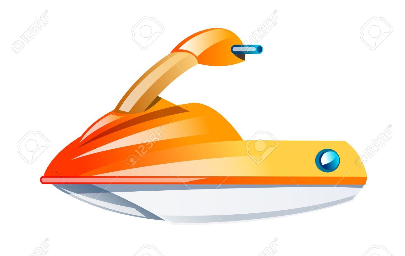 Jet ski clipart free.