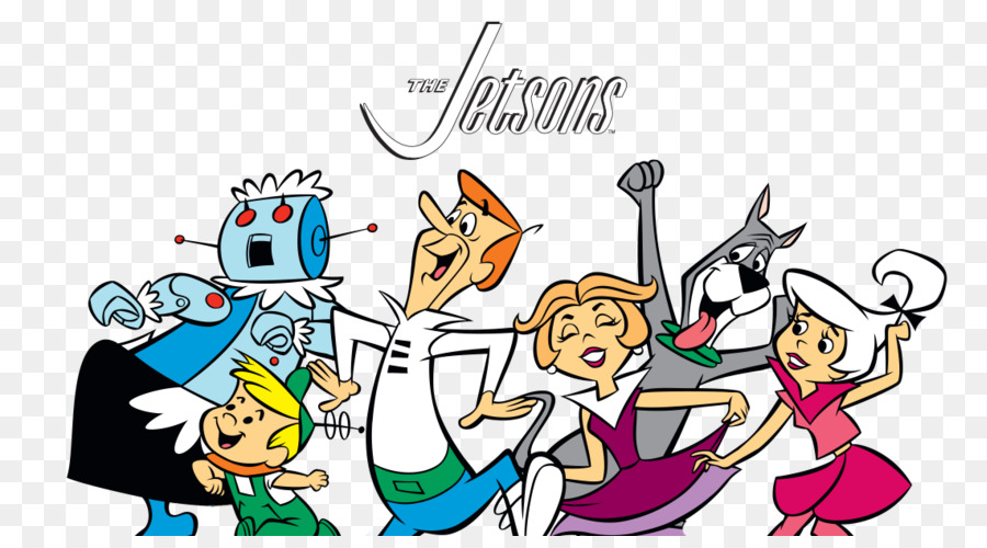George Jetson Cartoon png download.