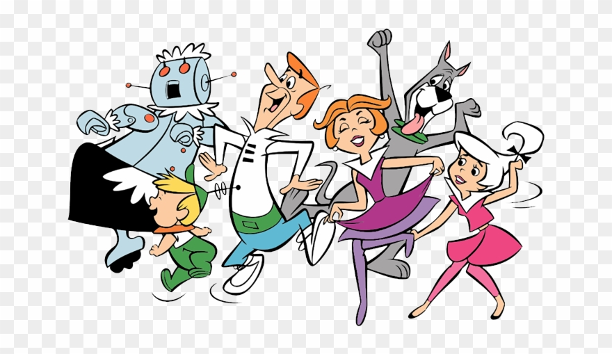 The Jetsons Clip Art.