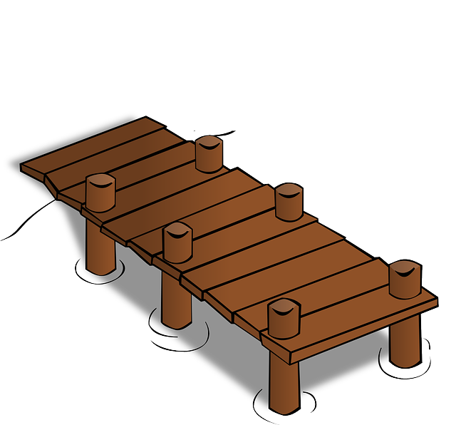 Free vector graphic: Pier, Wharf, Dock, Jetty, Quay.