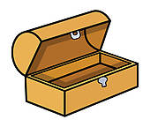 Jewelry Box Clip Art.