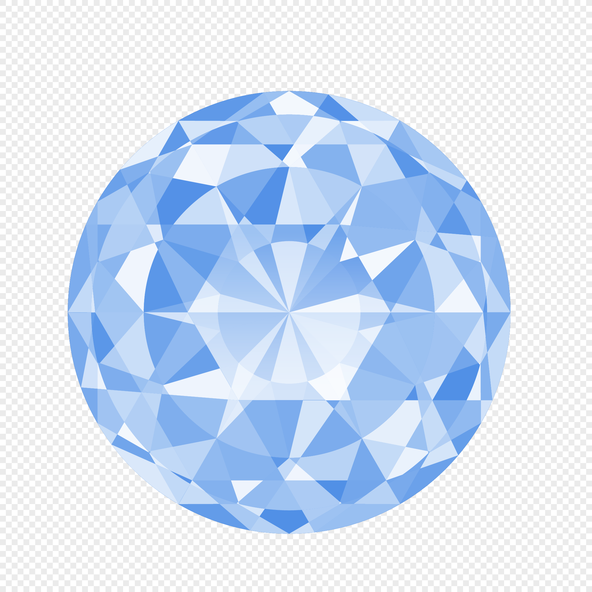 Download Free png Round blue jewel png image picture free download.