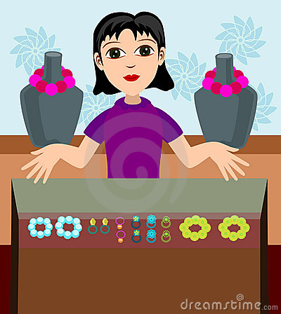 Jewelry Store Clipart.
