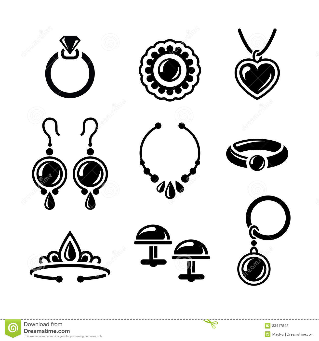 Jewelry Clip Art Free Download.