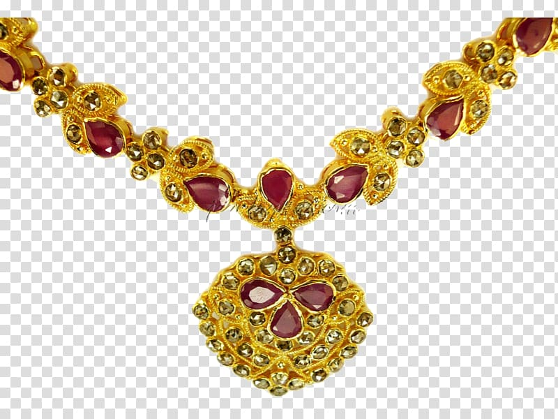 Jewellery Necklace Gold, Gold Jewelry File transparent.