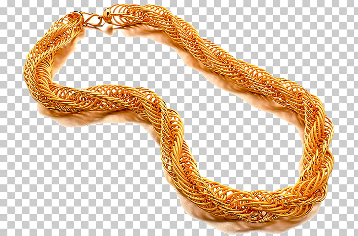 Earring Chain Gold Necklace Jewellery, Jewellery Chain File.