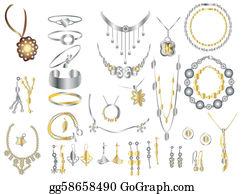 Jewelry Clip Art.
