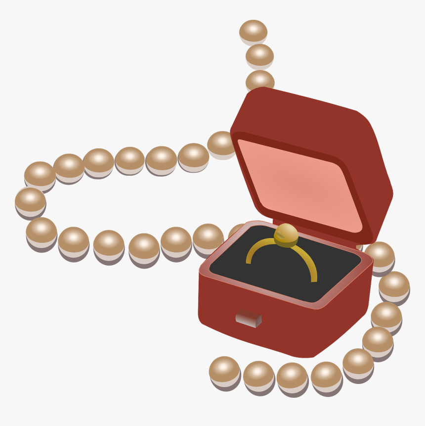 Jewellery Box Clip Art At Clker.