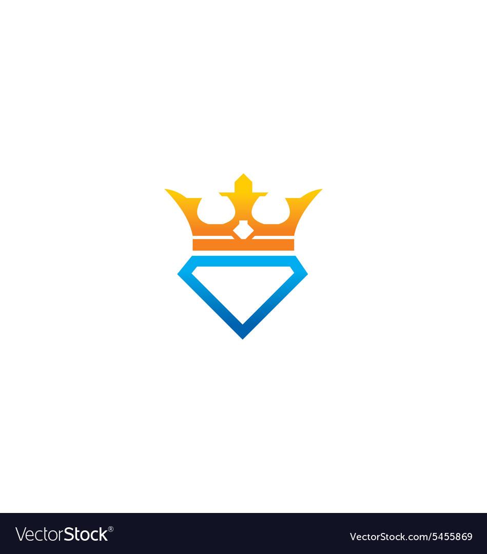 Crown diamond jewellery logo.