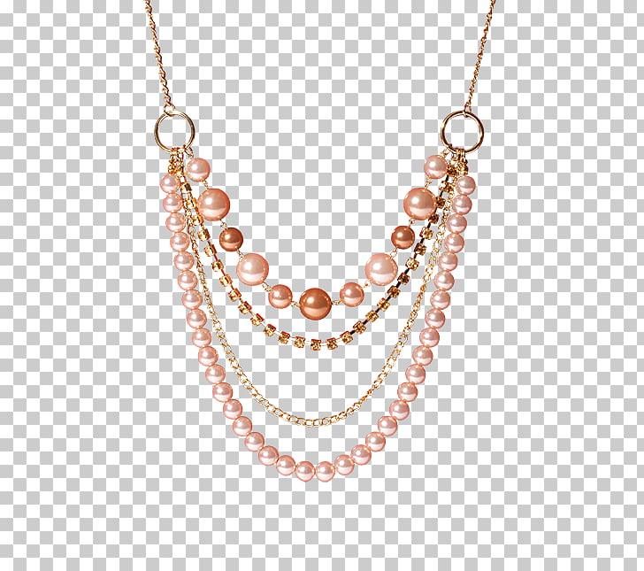 Necklace Earring Jewellery Jewelry model Pearl, necklace PNG.
