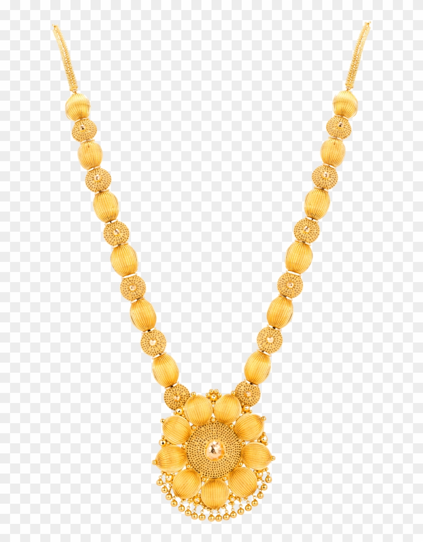 Lalitha Jewellery Gold Necklace Designs 1 Wondrous, HD Png Download.