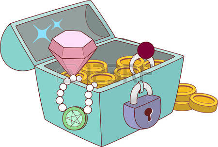 Clipart jewelry box.