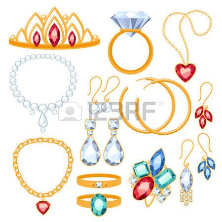 jewelry cartoon clipart clipground