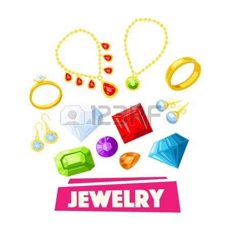 27,567 Fashion Jewelry Stock Vector Illustration And Royalty Free.