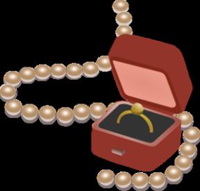Jewelry Cartoon Clipart.