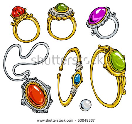 Ring Cartoon Stock Images, Royalty.