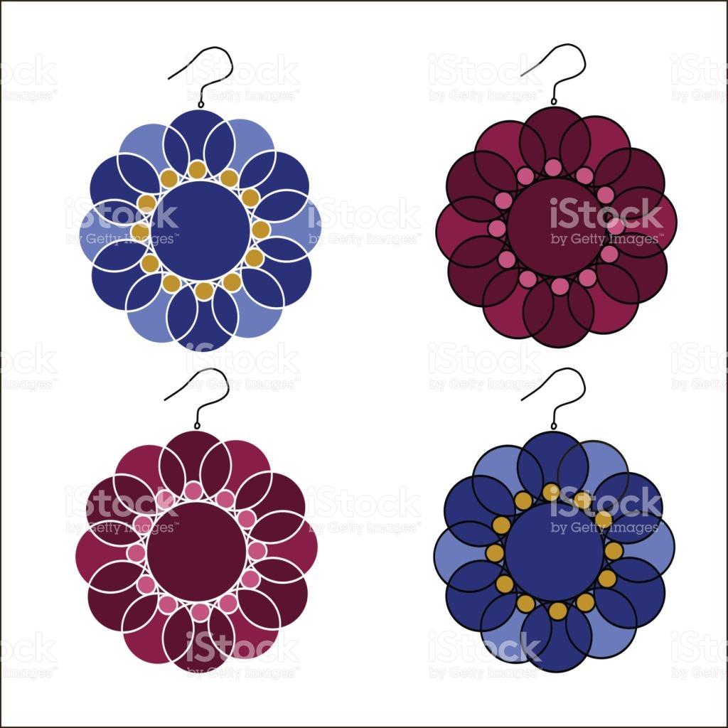 Jewelry stock vector art 650217700.