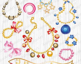 Jewelry clipart.