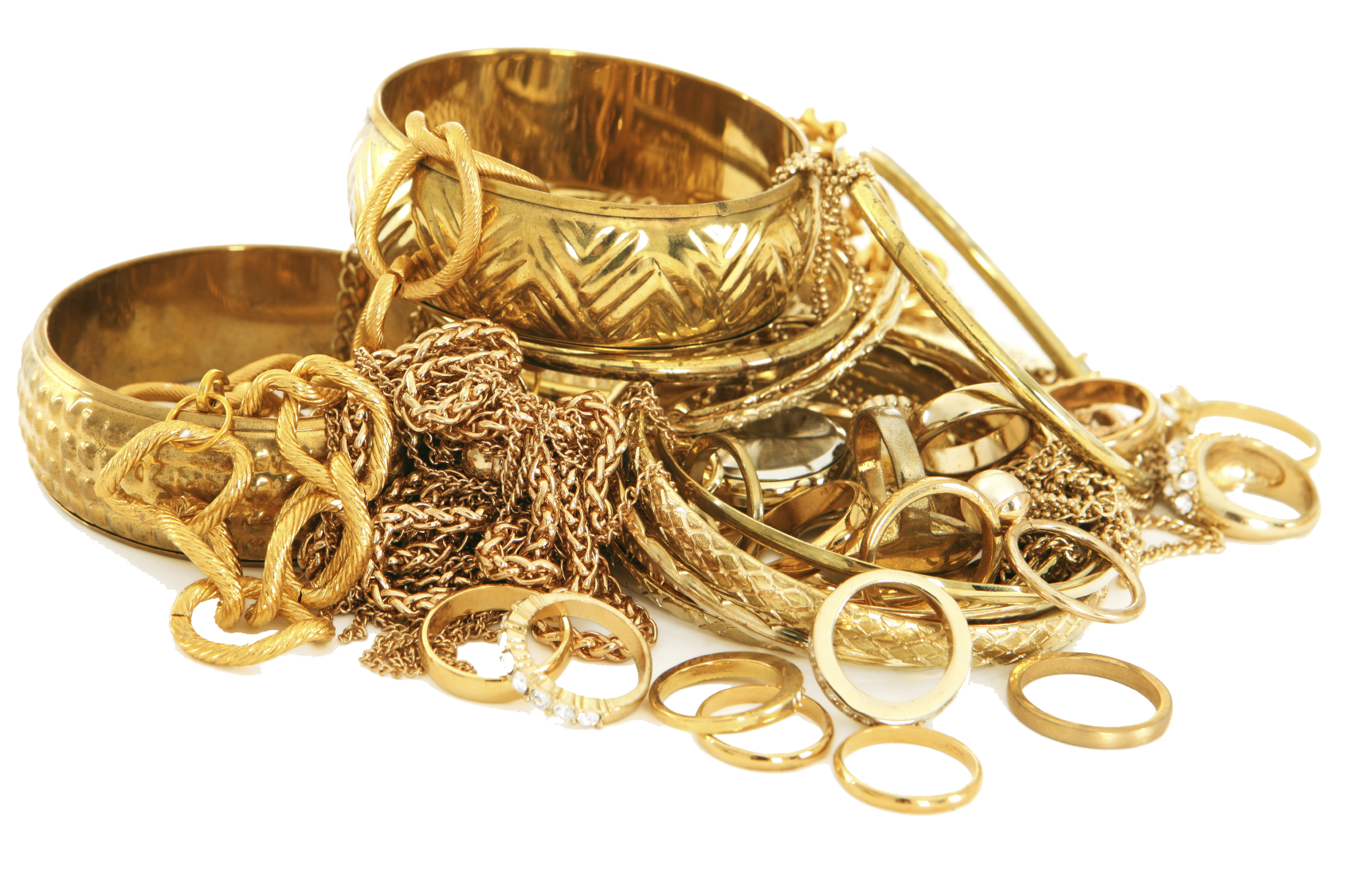 Download Gold Jewelry PNG Pic 221.