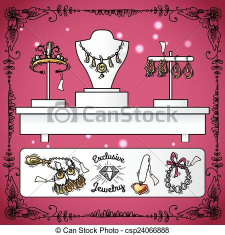 Jewelry Illustrations and Clipart. 47,062 Jewelry royalty free.