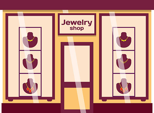 List Of Synonyms And Antonyms Of The Word Jewelry Store