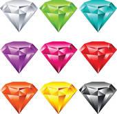 Jewels Clip Art.