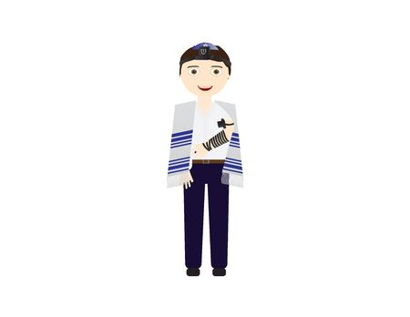 377 Jewish Boy Stock Illustrations, Cliparts And Royalty Free Jewish.