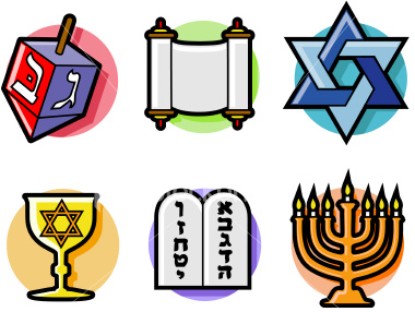 Jewish Holiday Clipart.