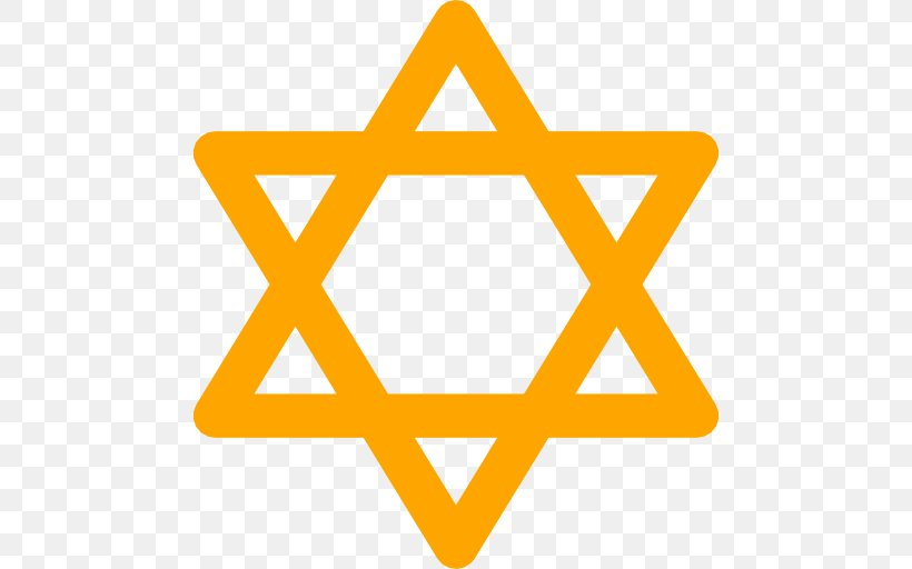 Star Of David Jewish People Clip Art, PNG, 512x512px, Star.