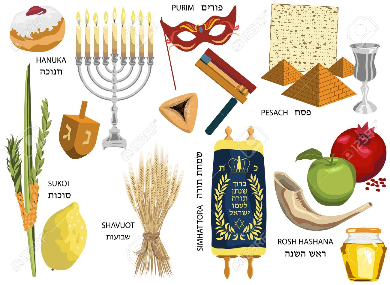 Jewish Holiday Cliparts Free Download Clip Art.
