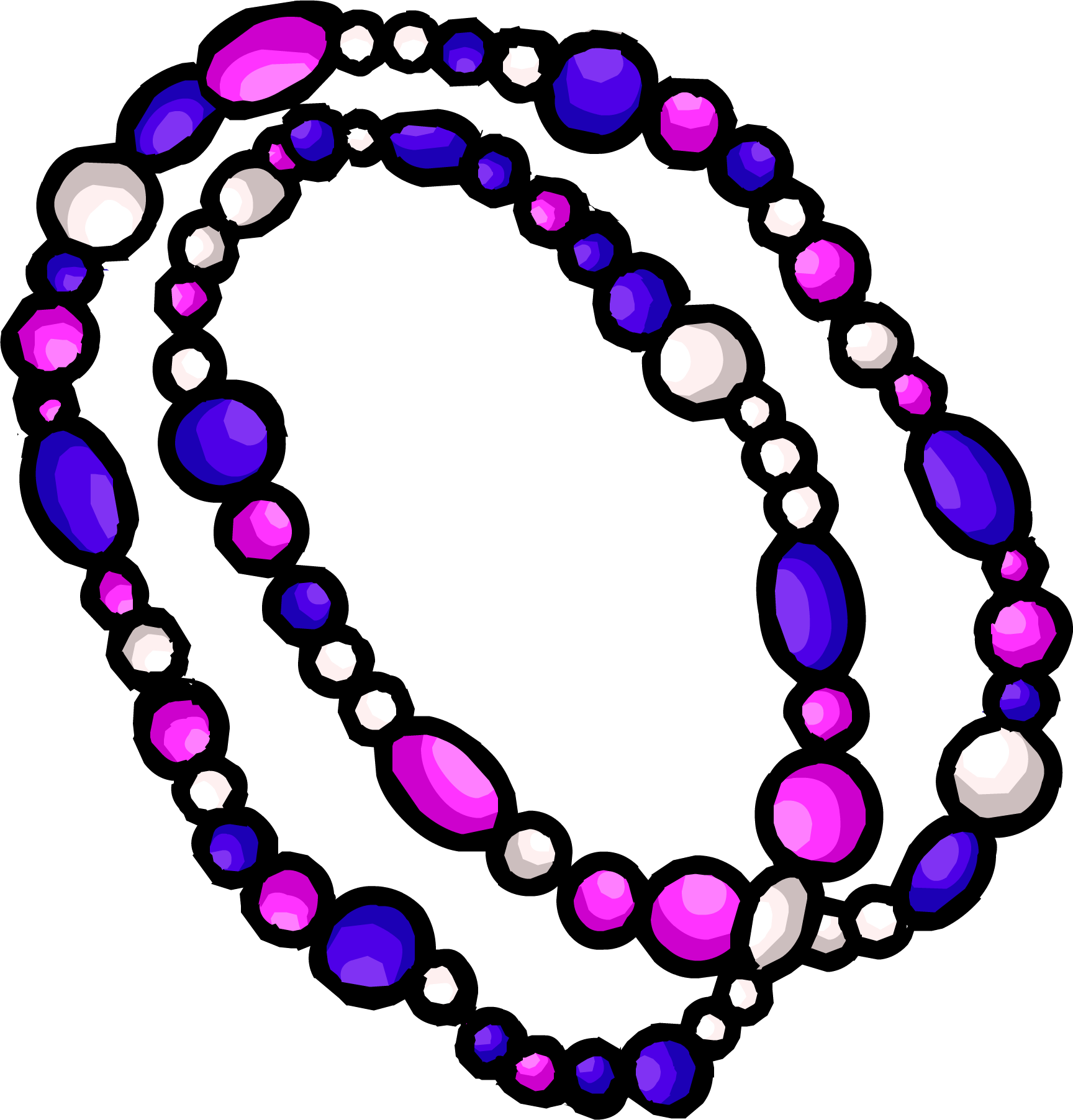 Clipart Of Jewelry, Jewellery And Beads.