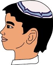 Jewish Person Clipart.