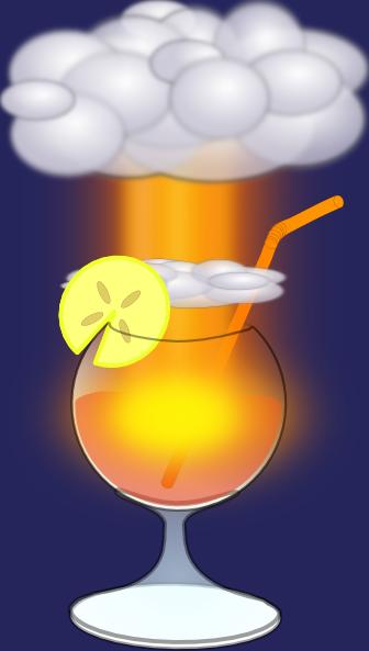 Radioactive Cocktail Jh Clip Art at Clker.com.