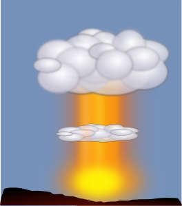 Nuclear Explosion Jh clip art Free Vector / 4Vector.