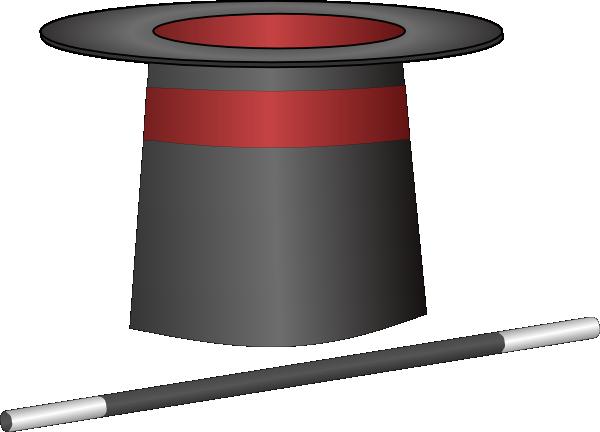 Magic Top Hat Jh Clip Art at Clker.com.
