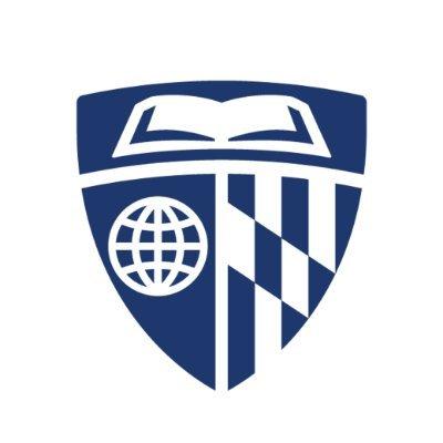 Johns Hopkins University (@JohnsHopkins).
