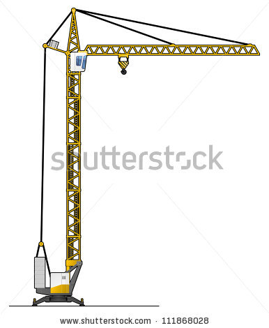 Yard Jib Crane Stock Vectors & Vector Clip Art.