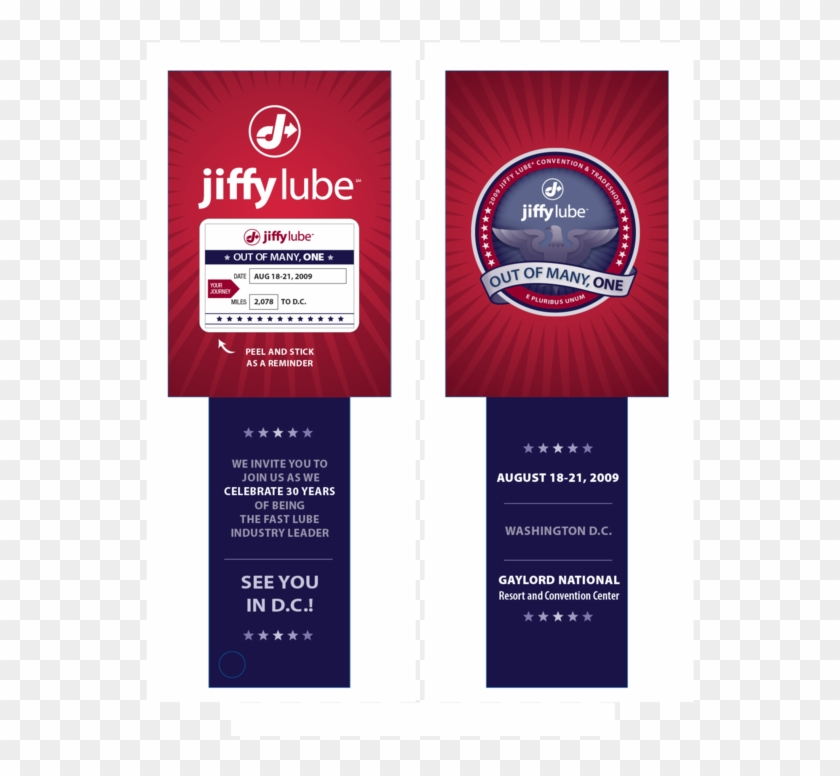 Jiffy Lube Conference Logo And Booklet, HD Png Download.