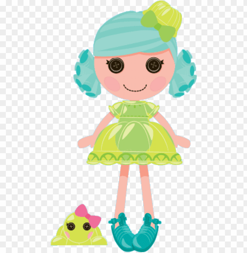 Download lalaloopsy jelly wiggle jiggle clipart png photo.
