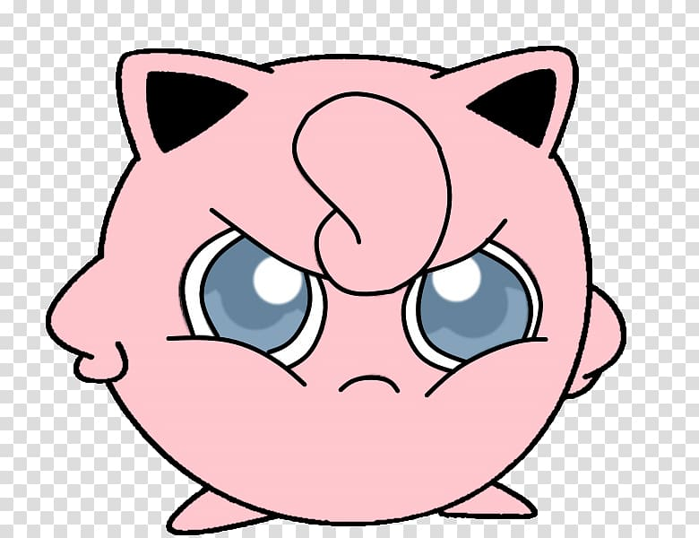 Comics Cartoon Jigglypuff Whiskers Fan art, Jigglypuff.