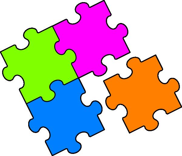 Jigsaw Clipart.