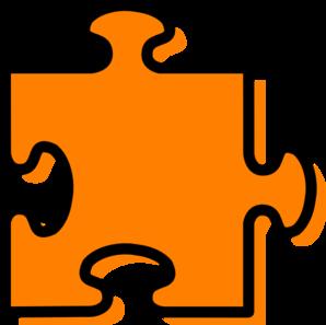 Jigsaw piece clip art.