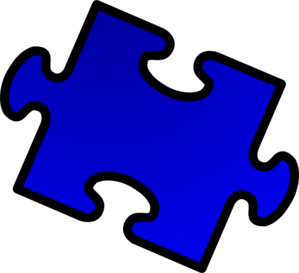 Jigsaw Clip Art at Clker.com.